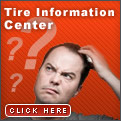 Tire Information Center at Tire Tracks