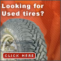 Used Tires at Tire Tracks in Springdale, Fayetteville, and Rogers